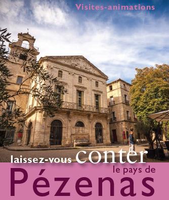 Prochaines visites du centre historique de Pézenas