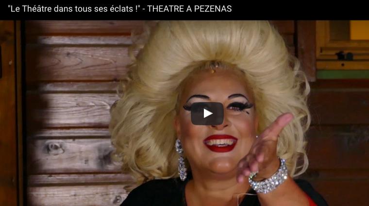 Le théâtre à Pézenas se conjugue au pluriel pour le plaisir de tous