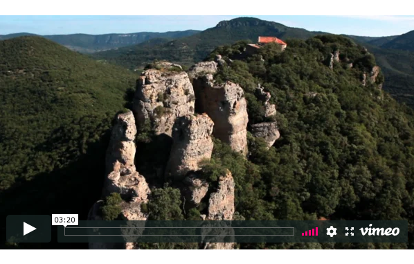 Fly over the most beautiful places of the Languedoc