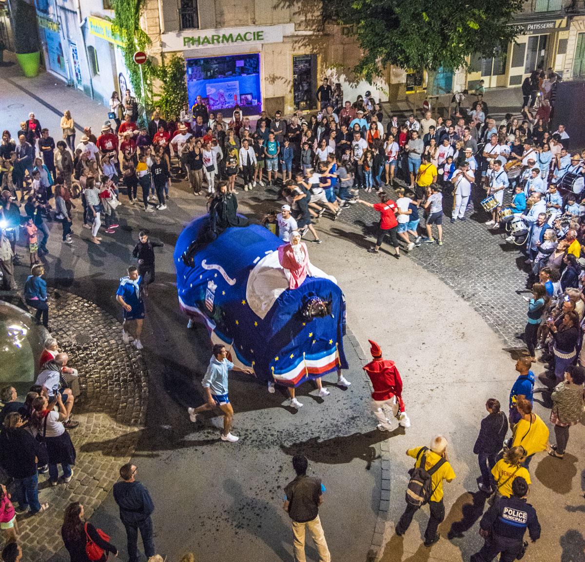 De Sant Blasi à Carnaval 2017, saint blaise et carnaval à pézenas