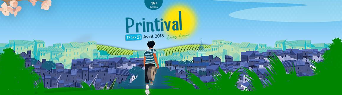 Printival 2018 Festival de Chanson Française à Pézenas